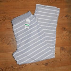 Softest pajama pants! Charter Club L NWT